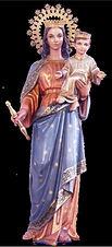 MARY INVITES US TO PRAY FOR PEACE