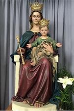 MARY INVITES US TO DEEP PRAYER