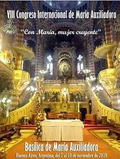 VIII CONGRESSO INTERNACIONAL DE MARIA  AUXILIADORA (BUENOS AIRES, 7-10 NOVEMBRO 2019)