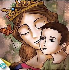 MARIE NOUS EXHORTE À REPRENDRE LA PRIÈRE ET À OUVRIR  NOS CŒURS À LA CONVERSION