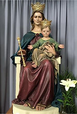MARIA CONVIDA-NOS A VIVER A VIDA NOVA COM JESUS
