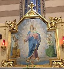 MARIE NOUS EXHORTE À ÊTRE DE DIGNES INSTRUMENTS DANS LA MAIN DE DIEU