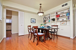 Fully Furnished Dinning Room