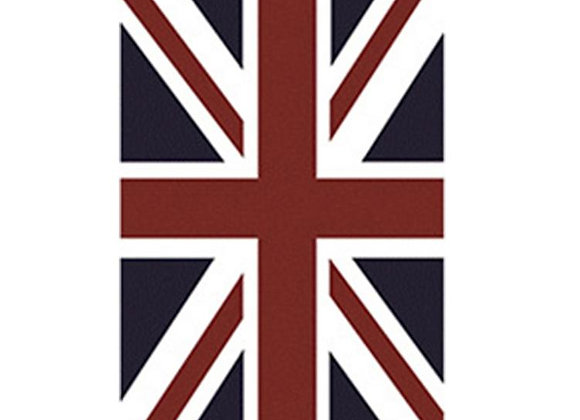 British Flag  Area Rug - Non-Slip - Union Jack