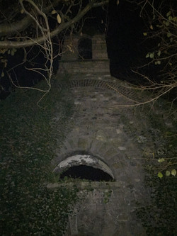 Haunted Abandoned Church