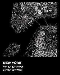 NEW-YORK 80 x 100