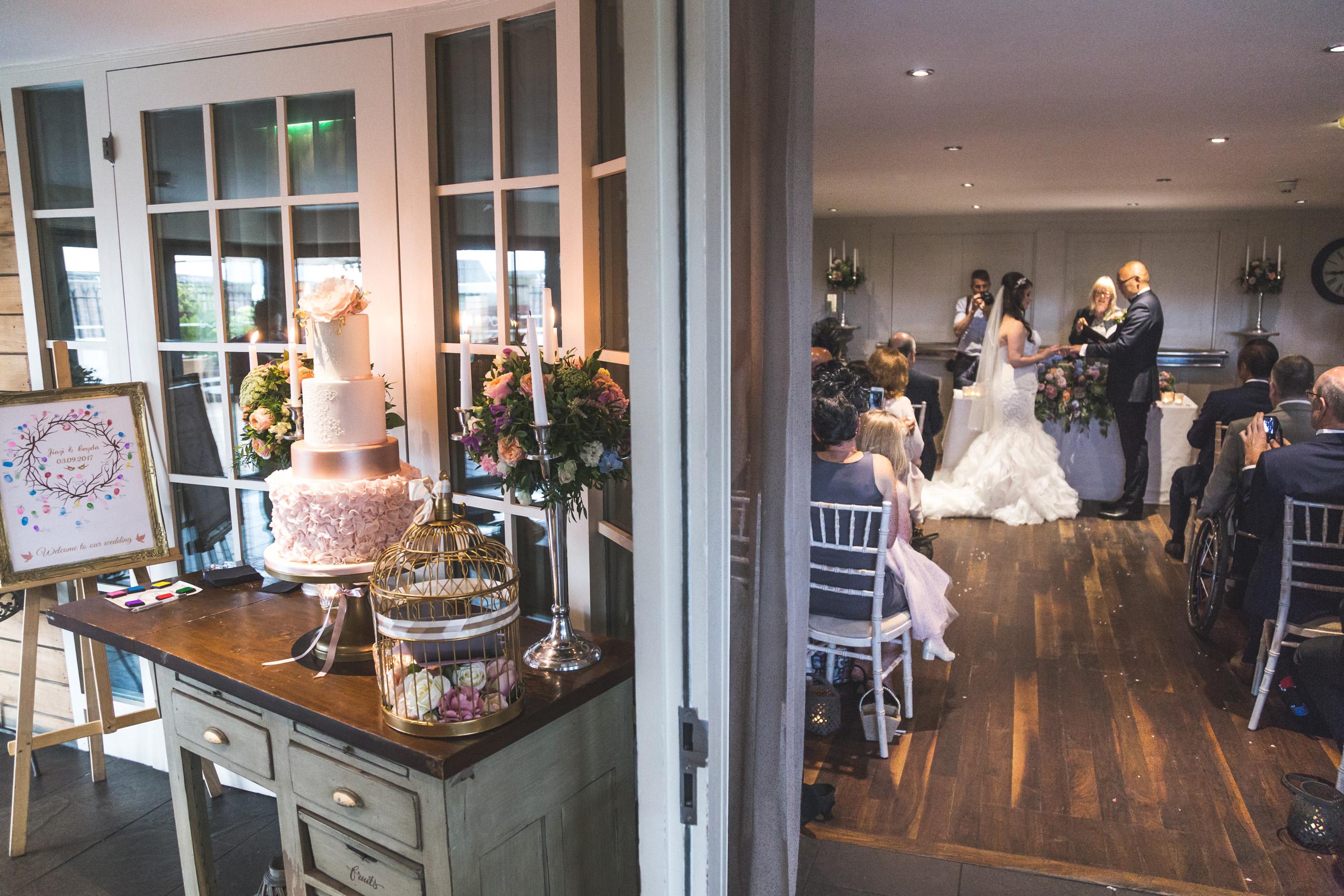 wedding ceremony uk
