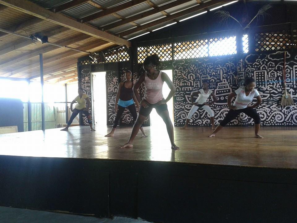 ILF Dance Class
