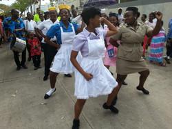 ILF performing Landship Dance