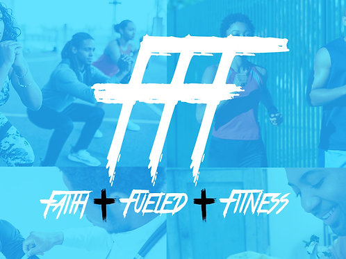 Faith Fueled Fitness Challenge