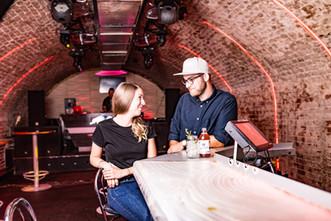 Bärnstein Bar-Szene