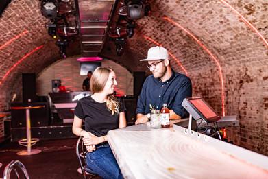Bärnstein Bar-Szene / bar-scene