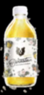 Abbildung einer Flasche Bärnstein Quitte