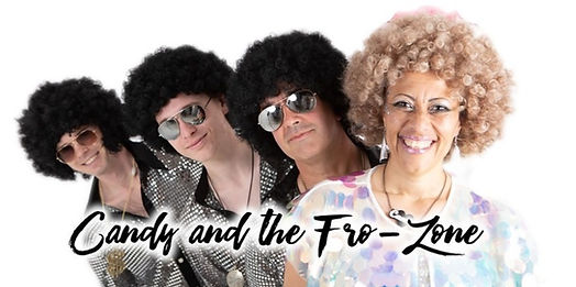 Candy and the Fro-Zone Disco and Funk band