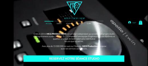 MCG Productions