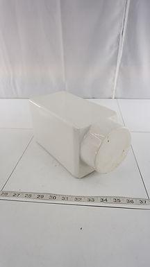 Ceramic Soda Fountain Dispenser Jar - No Lid Mfg By The Liqu