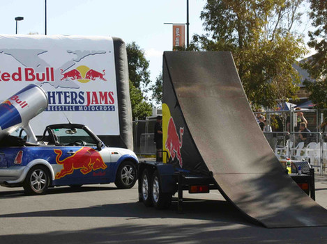 Red Bull X Fighters Jam