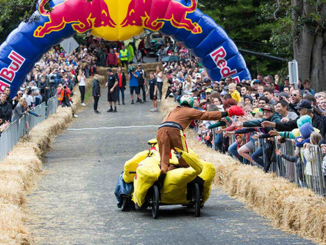 Red Bull Billycart Race