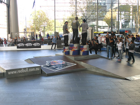 Red Bull Manny Mania Melbourne 2011