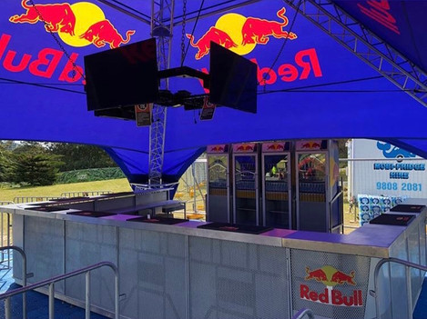 Red bull Listen out music festival