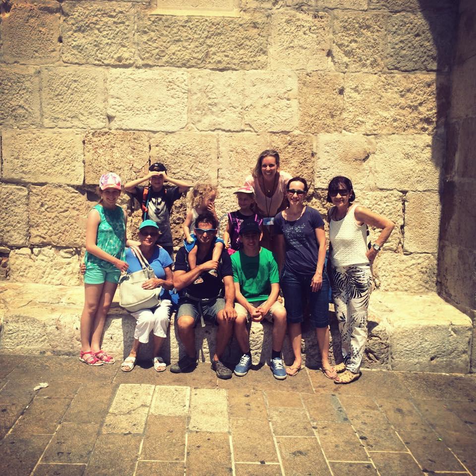 Old City tour