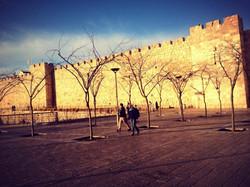 ירושלים חומה