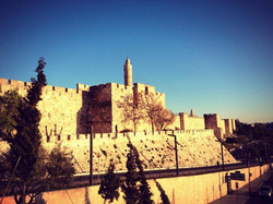ירושלים מגדל דוד
