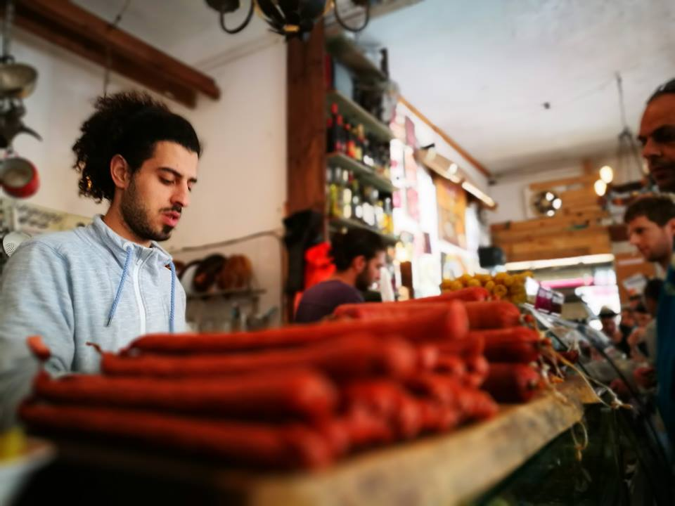 Culinary tour in Tel Aviv Market