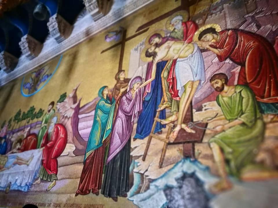כנסיית הקבר פסיפס