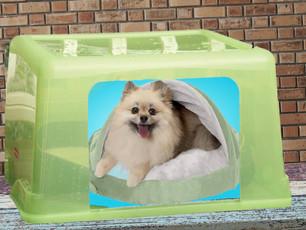 Rainproof DIY Doghouse
