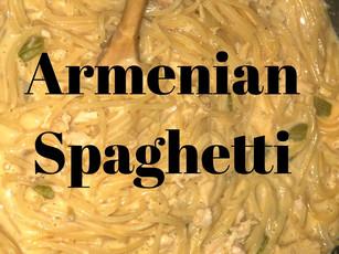 Armenian Spaghetti