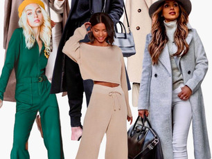 Color choice in a Capsule Wardrobe.