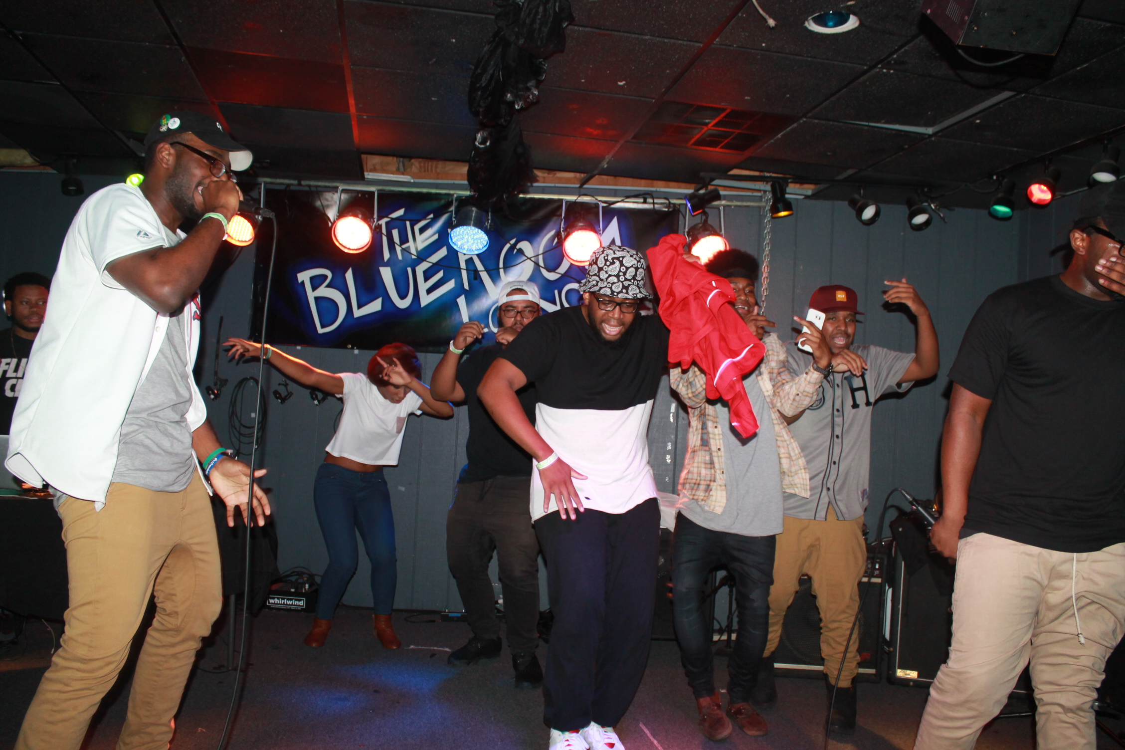 PeteyXKraze @ The Blueroom