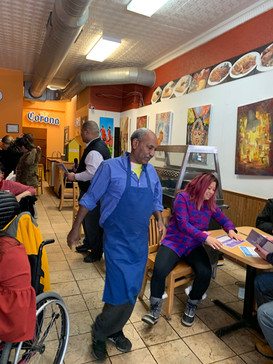 Snelling Cafe - Little Africa