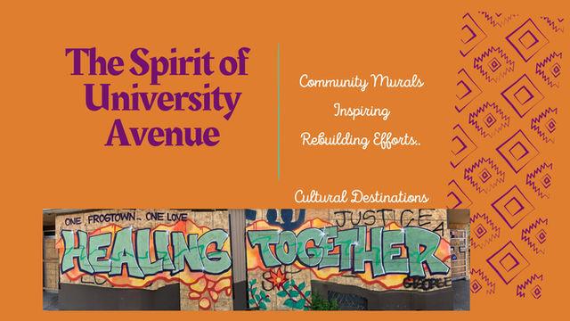 The Spirit of University Avenue - Saint Paul