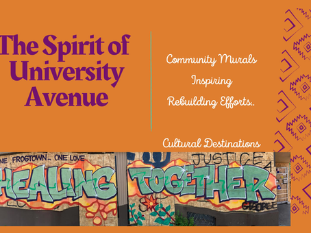 The Spirit of University Avenue - Saint Paul
