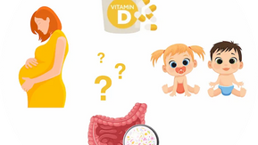 What Vit-D supplements do to the infant gut microbiota?