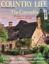 Country Life Magazine by Andrew Roland