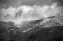 Rydal Fell from Silver Howe, Cumbria