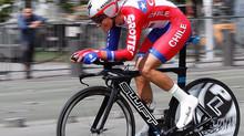 Héctor Quintana: desde Quillón llegó la medalla dorada para Chile en ciclismo