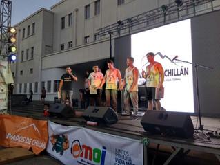 Excelente participación de Quilloninos  en el Workout Fest 2017, en la ciudad de Chillán.-