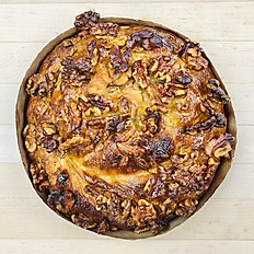 WALNUT DANISH BREAKFAST CAKE