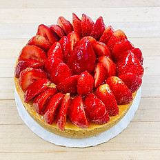 CHEESECAKE - STRAWBERRY