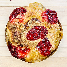FRUIT DANISH BREAKFAST CAKE
