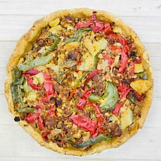 SAUSAGE & PEPPER TART