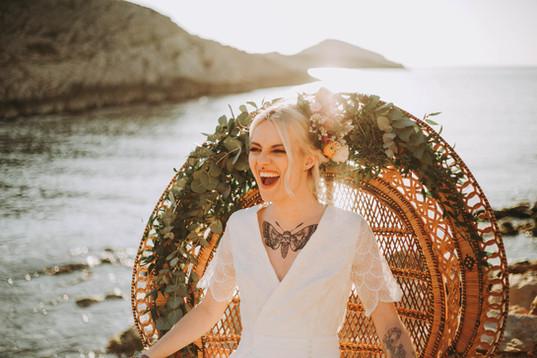 photographe mariage marseille bohème en provence roxane nicolas