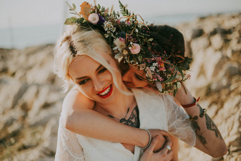 mariage champêtre à marseille roxane nicolas photographe