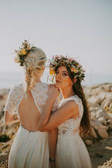 photographe mariage bohème marseille roxane nicolas