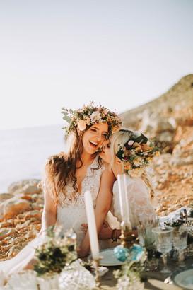 mariage vintage marseille roxane nicolas photographe