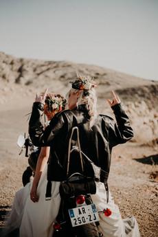 photographe mariage rock et atypique marseille roxane nicolas